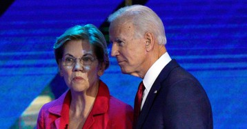 Nolte: Elizabeth Warren Overtakes Joe Biden for National Lead