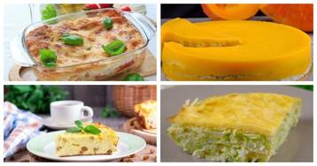 5 рецептов домашней запеканки на любой вкус