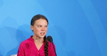 Greta Thunberg Wants World Leaders to Pay Attention to This Dire Report on the Oceans