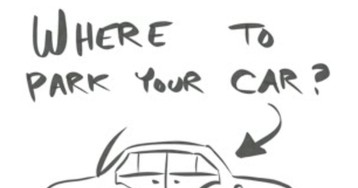 Video: the mathematics of where to park your car