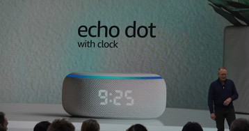 Amazon launches Echo Dot with built-in LED clock, raises price a bit