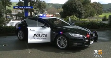 California police officer forced to abandon chase after Tesla patrol vehicle runs low on battery