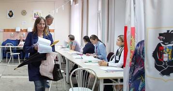 Итоги выборов-2019. Гордумы. Хабаровск