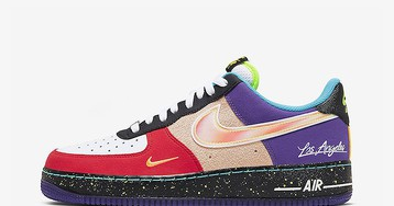 "Los Angeles Could Be Getting a ""What the"" Air Force 1 Soon"