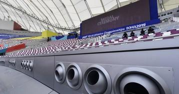 Mundiales de Doha: maratones a medianoche y un estadio con aire acondicionado