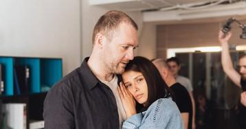 Любовь Аксенова и Денис Шведов испытают друг друга на прочность