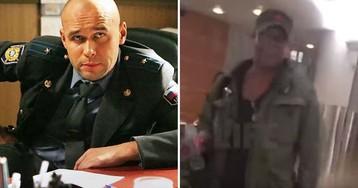 """Звезду """"Глухаря"""" Максима Аверина сняли с рейса «Аэрофлота»"""