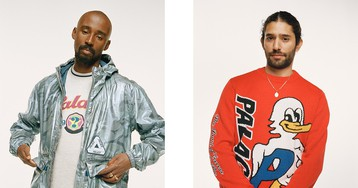 Here's Your First Full Look at Palace's Winter '19 Lookbook