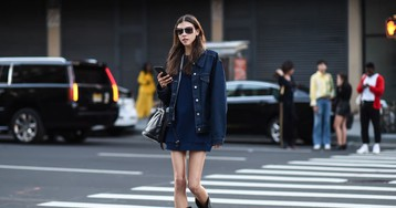 21 Oversize Denim Jackets to Throw on With Jeans
