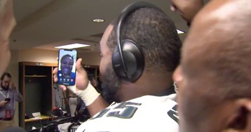 Brandon Graham Shows His Enemy's Face To His Mother, Who Surely Shall Taste Sweet Vengeance