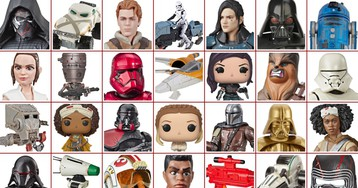 All the Glorious New Star Wars: The Rise of Skywalker Toys (and More) Revealed for Force Friday