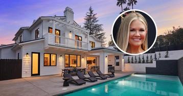 Nancy O'Dell Spends $4.65 Million on a La Cañada Flintridge Mansion