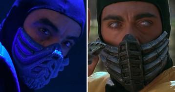 """Как выглядят Скорпион и Саб-Зиро из """"Смертельной битвы"""" и где они сейчас?"""