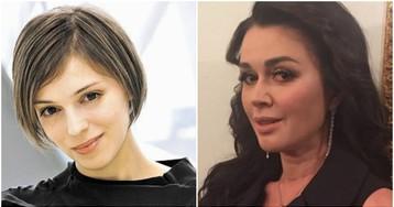 Звезда «Не родись красивой» Уварова побрила голову в поддержку Заворотнюк