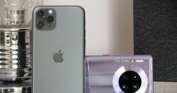 Apple iPhone 11 Pro vs. Huawei Mate 30 Pro camera shootout: Pro power struggle