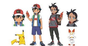 Pokémon Anime Stars A New Protagonist And Ash