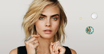 Must Read: Cara Delevingne Is the New Face of Dior's Fine-Jewelry Collection, Barneys Bankruptcy Draws Potential Buyers