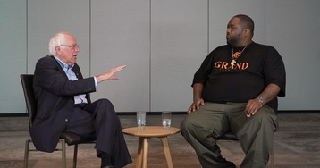 Killer Mike Still Believes Bernie Sanders Can Start a Revolution