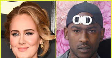 Adele Has Reportedly Been on Dates With Rapper Skepta!