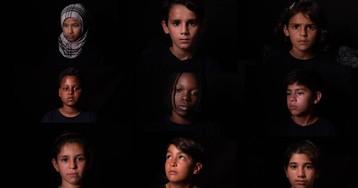Para miles de niños, la película más terrorífica de la historia es la vida real