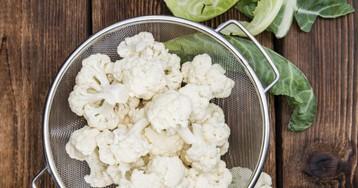 Как заморозить цветную капусту, чтобы она осталась вкусной и красивой