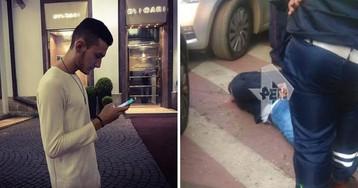 На вишневом BMW: сын топа МТС cхвaчeн после гонок с полицией в Москве