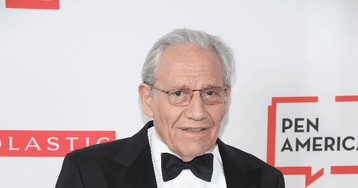 Crowd Slams Bob Woodward for Interrupting Authors at #MeToo Event