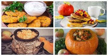 7 лучших блюд из тыквы