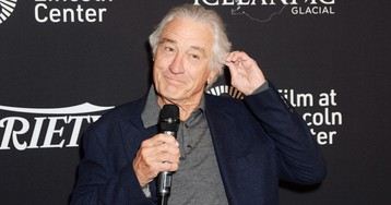 Robert De Niro Celebrated at Variety's Annual Power of New York Party