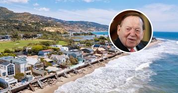 Sheldon Adelson Drops $14 Million on Malibu Colony House #8
