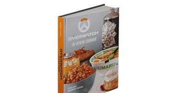 Official Overwatch cookbook arrives with themed treats and drinks
