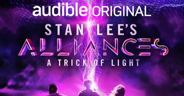 Alliances: A Trick of Light authors ensure Stan Lee's legacy lives on with new works in new media