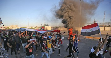 Pressure Mounts on Iraqi Premier as Protest Death Toll Nears 100