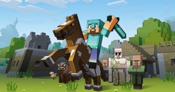 Someone Beat Minecraft Without Mining Any Blocks