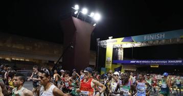 Daniel Mateo, décimo en el maratón del Mundial, en el que se impuso Desisa, el favorito