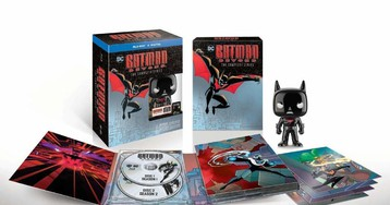 NYCC 2019: Batman Beyond celebrates 20 years of influencing DC animation