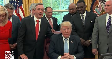 Robert Jeffress is Donald Trump's minister of hate