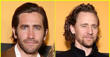 Jake Gyllenhaal & Tom Hiddleston Join a Starry Crowd at 'Slave Play' Opening Night on Broadway