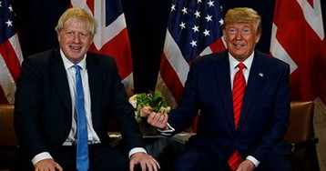 BoJo to Trump: Return diplomat's spouse to face vehicular homicide charge