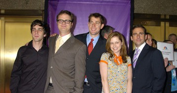 John Krasinski, Jenna Fischer, and More Reflect on Jim and Pam's 'Office' Wedding 10 Years Later