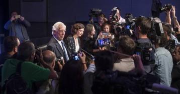 """Vargas Llosa: """"Sin el golpe de la CIA en Guatemala, Fidel no se habría radicalizado"""""""