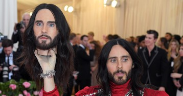 Please Help Jared Leto Find His Missing $11,000 Gucci Head