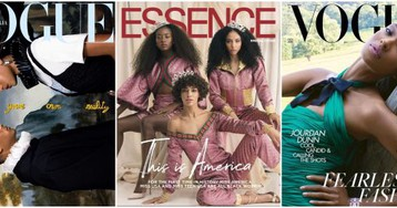 Royalty in Our DNA: A New Crop of Magazine Covers Make Us Majestic