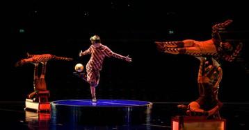 El Messi del Cirque du Soleil salta el jueves a la pista