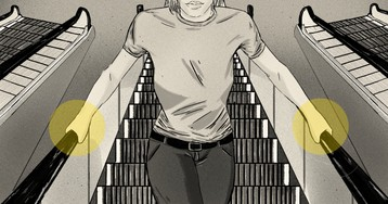 How to Ride an Escalator, According to Escalator Manufacturers