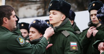 Военные комиссары Москвы и Подмосковья рассказали о правилах осеннего призыва