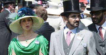 El emir de Dubái se gasta tres millones en un caballo mientras su esposa pelea por sus hijos