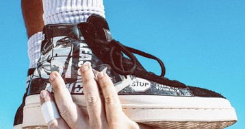 PLEASURES Shares First-Look at Converse Pro Leather Collab
