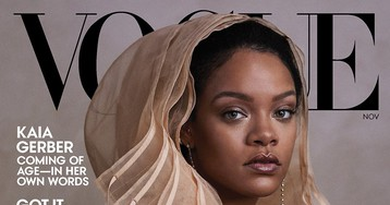 "Rihanna Says Trump Is the ""Most Mentally Ill"" Person in America in 'Vogue' Cover Story"