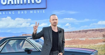 Aaron Paul Only Rewatched One 'Breaking Bad' Episode to Get Into Jesse's Mindset for 'El Camino'